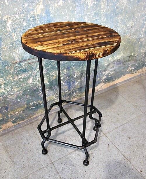 Barový stolek Retranchement